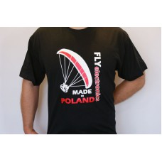 T-shirt męski MADE in POLAND